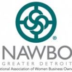 Greater Detroit NAWBO (National Association of Women Business Owners) Logo
